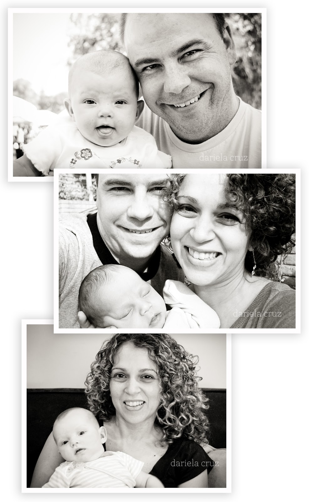 Black-and-white-baby-photos