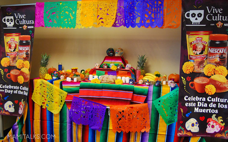 Día de los Muertos Celebration, decorations, events and culture -MamiTalks.com