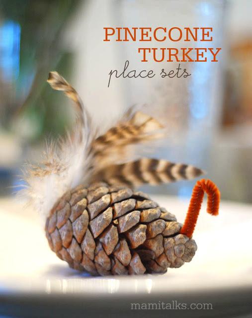 Pinecone-turkey