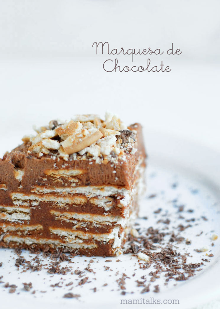 Foto de Marquesa de chocolate -Mamitalks.com