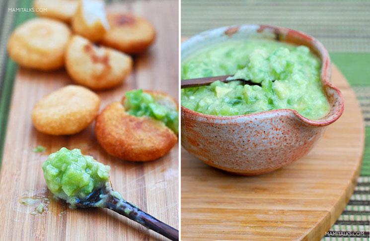 Guasacaca sauce recipe -MamiTalks.com