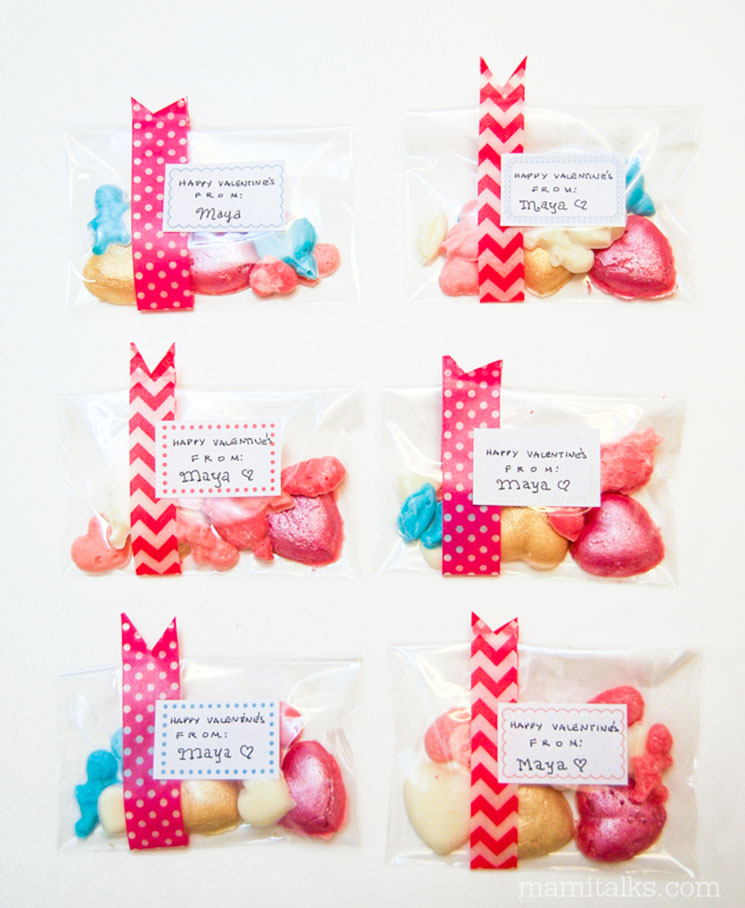 DIY Valentine Candy hearts -Mamitalks.com