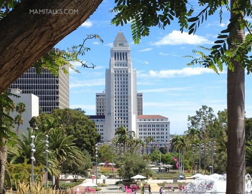 Grand Park Los Angeles September. -MamiTalks.com