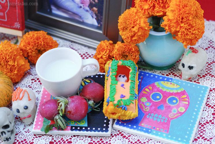 Ofrendas del día de los muertos para el altar -MamiTalks.com