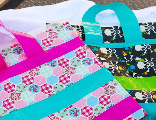DIY Summer Bag -MamiTalks.com