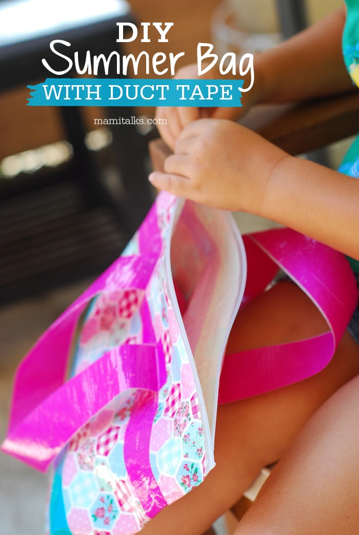 DIY-summer-bag-with-duch-tape-mamitalks