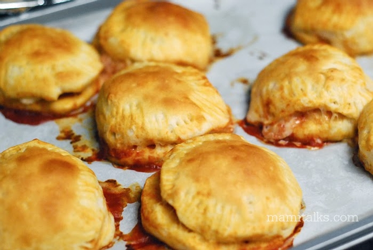 Pizza pockets under momables lunches -MamiTalks.com