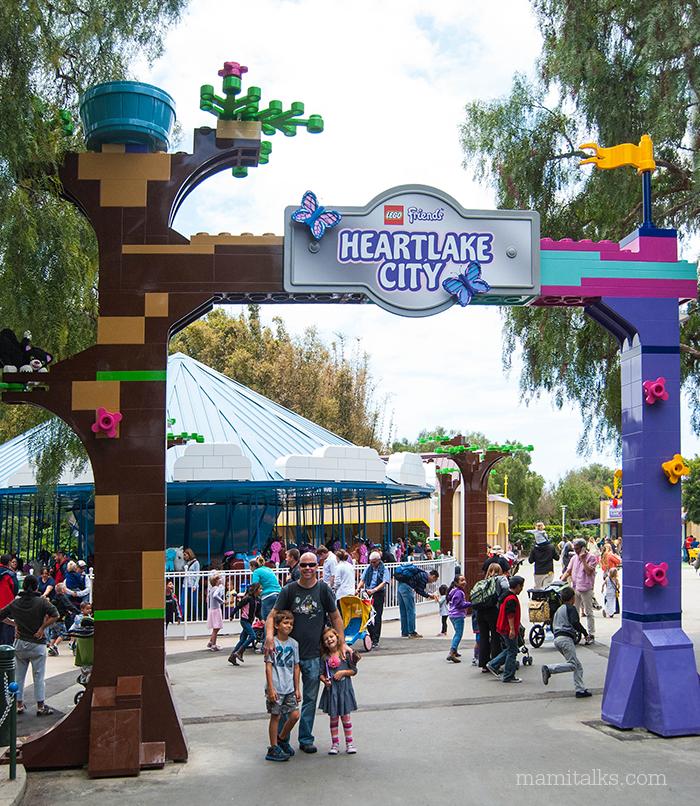 Heartlake Times Friends Display At Legoland Billund: New Heartlake City At Legoland California!