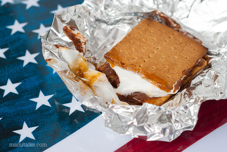 Smores with a Latin twist. MamiTalks.com