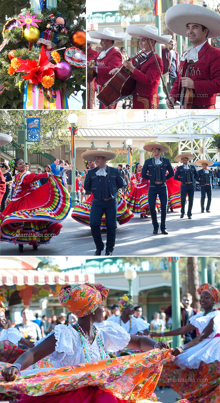 Once Upon a Time at Disneyland, Disney Viva Navidad. -MamiTalks.com
