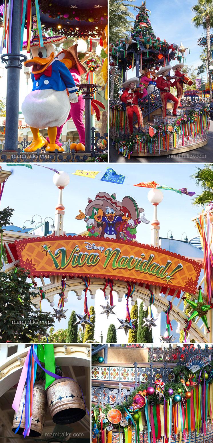 Once Upon a Time at Disneyland, photos of Viva navidad. -MamiTalks.com