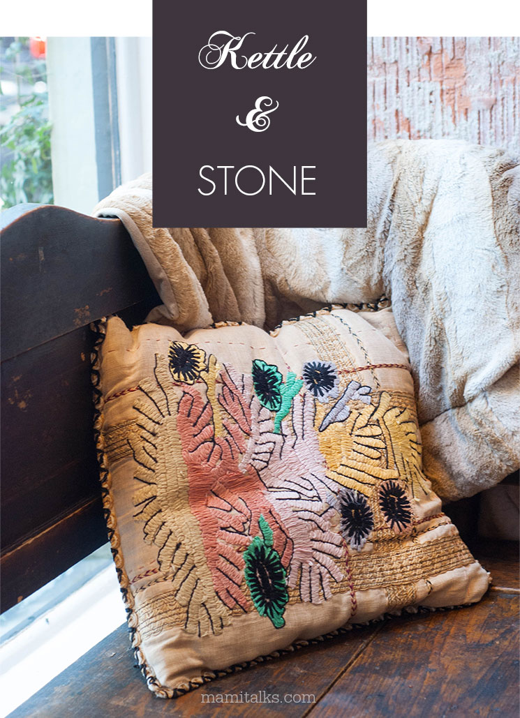 Kettle and Stone shop in San Diego -MamiTalks.com
