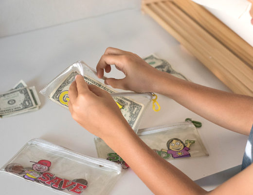 Enseñandole a los niños acerca del dinero -MamiTalks.com