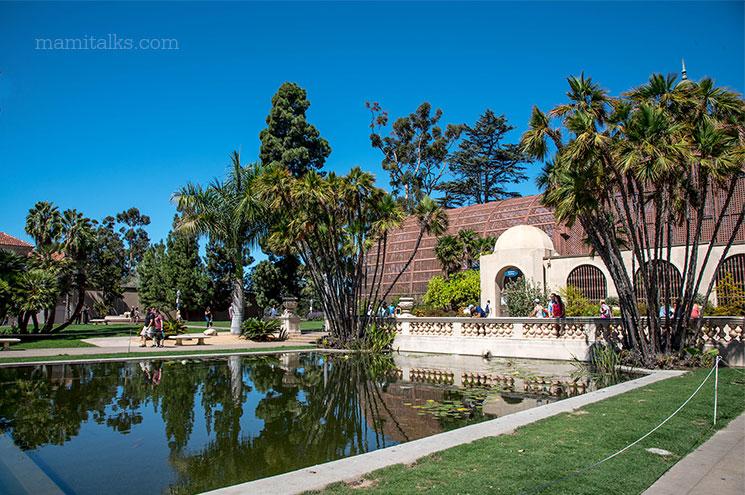 Balboa Park Botanical Garden -MamiTalks.com
