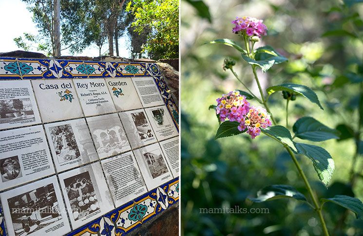 Casa del Rey Moro Balboa Park -Mamitalks.com