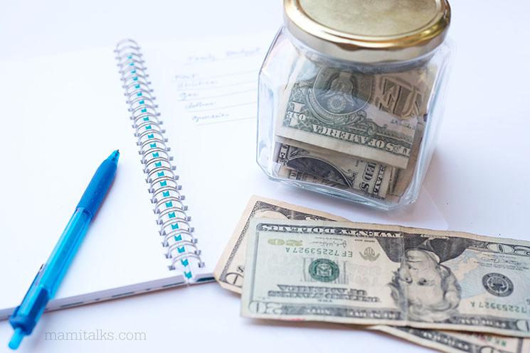 Presupuesto familiar -MamiTalks.com