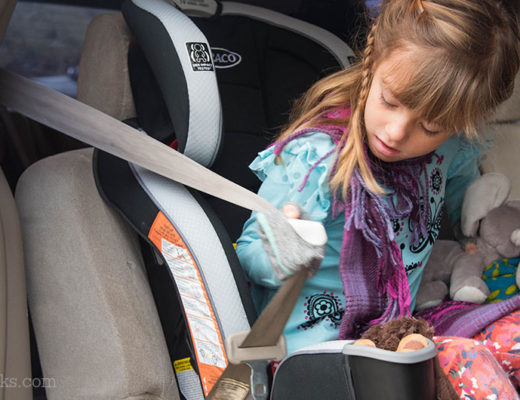 Graco Extend2Fit Car Seat review -MamiTalks.com