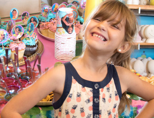 Maya is seven, birthday party celebration -MamiTalks.com