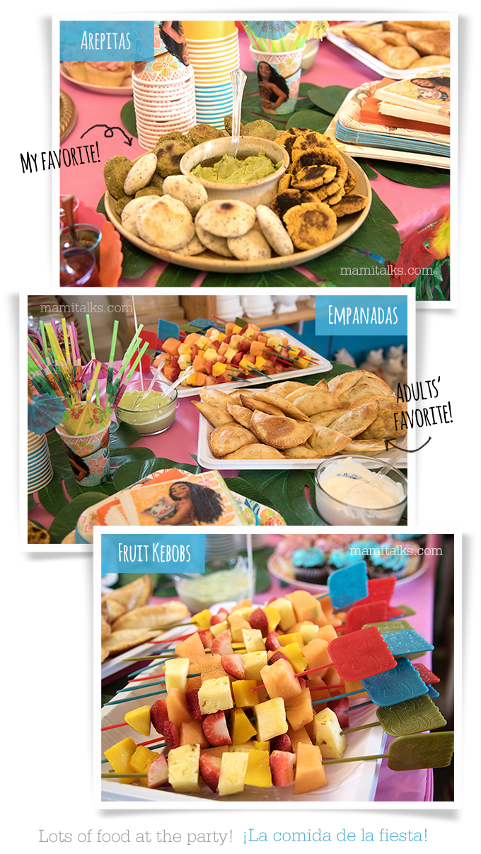 Moana party food ideas -MamiTalks.com