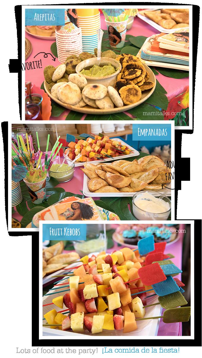 Moana Party Food Ideas MamiTalks