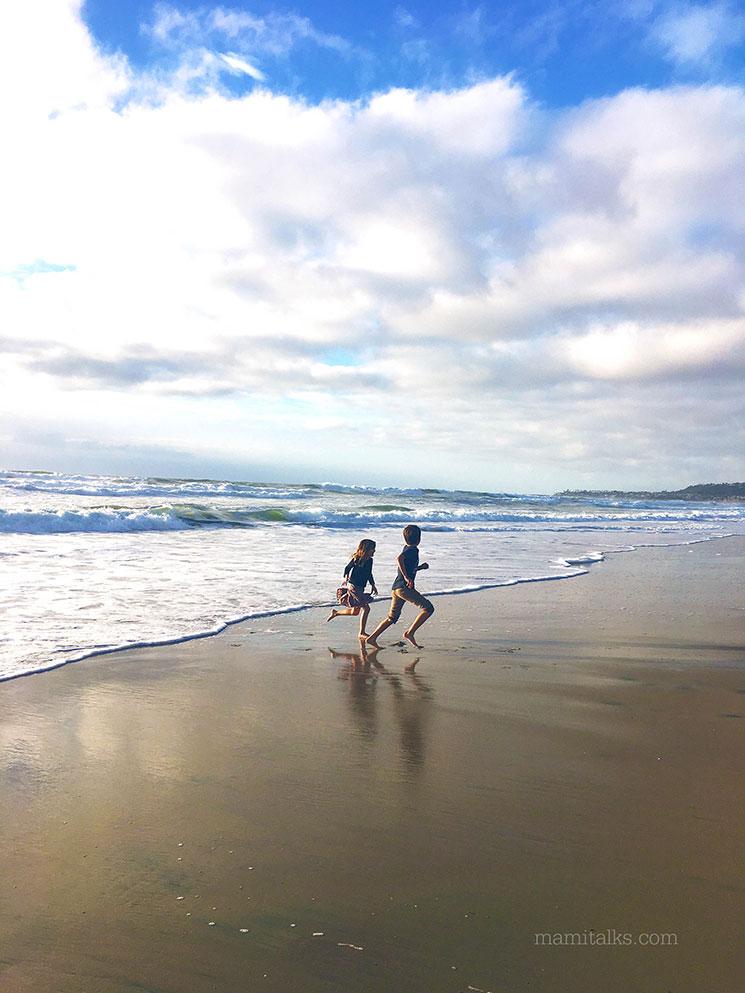 Different ways to enjoy the beach in San Diego: Mission Beach Ice Cream -MamiTalks.com