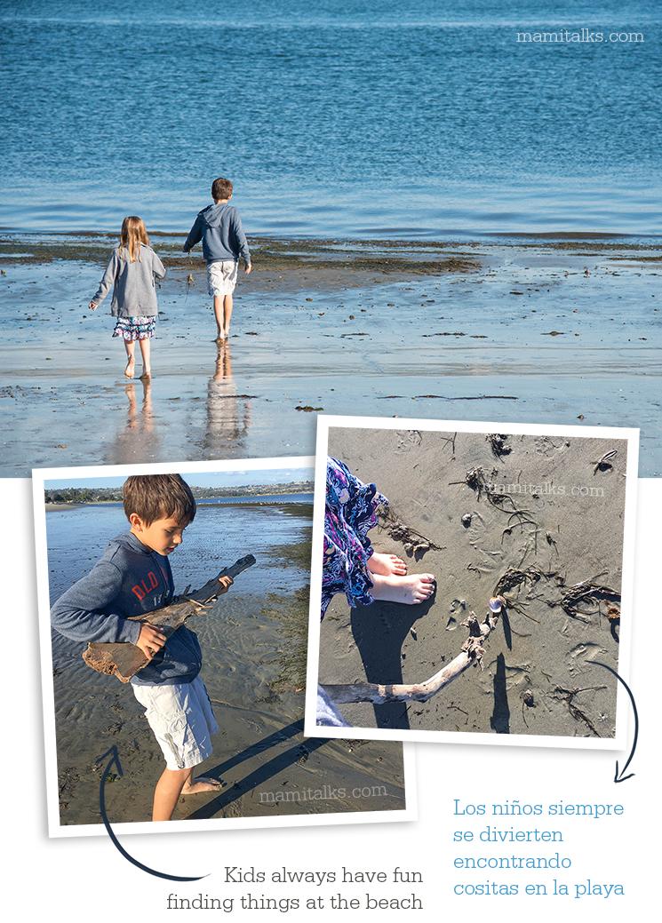 Different ways to enjoy the beach in San Diego: Mission Bay -MamiTalks.com