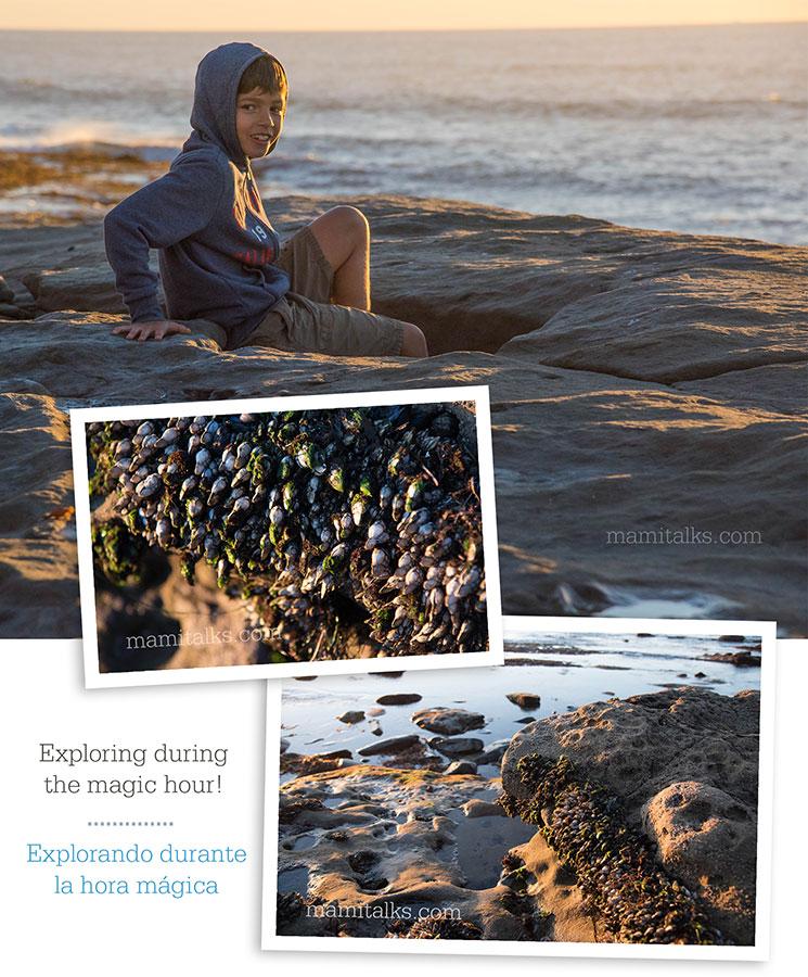 Different ways to enjoy the beach in San Diego: WindandSea beach -MamiTalks.com