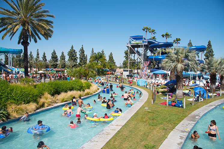 Knott's Soak City Family Guide, lazy river photo -MamiTalks.com