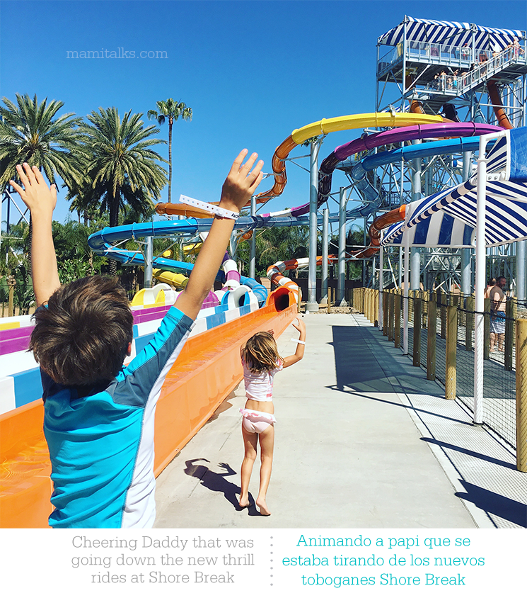 Knott's Soak City Family Guide, new Shore Break rides -MamiTalks.com