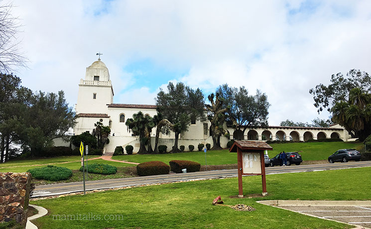 Junipero Serra Museum, Old Town San Diego. Spending quality time with one child -MamiTalks.com