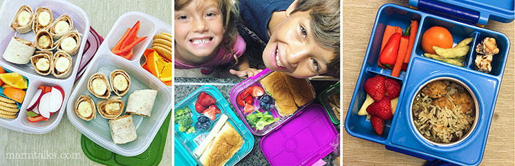 Perfect Lunch Boxes and accesories for Kids. -MamiTalks.com