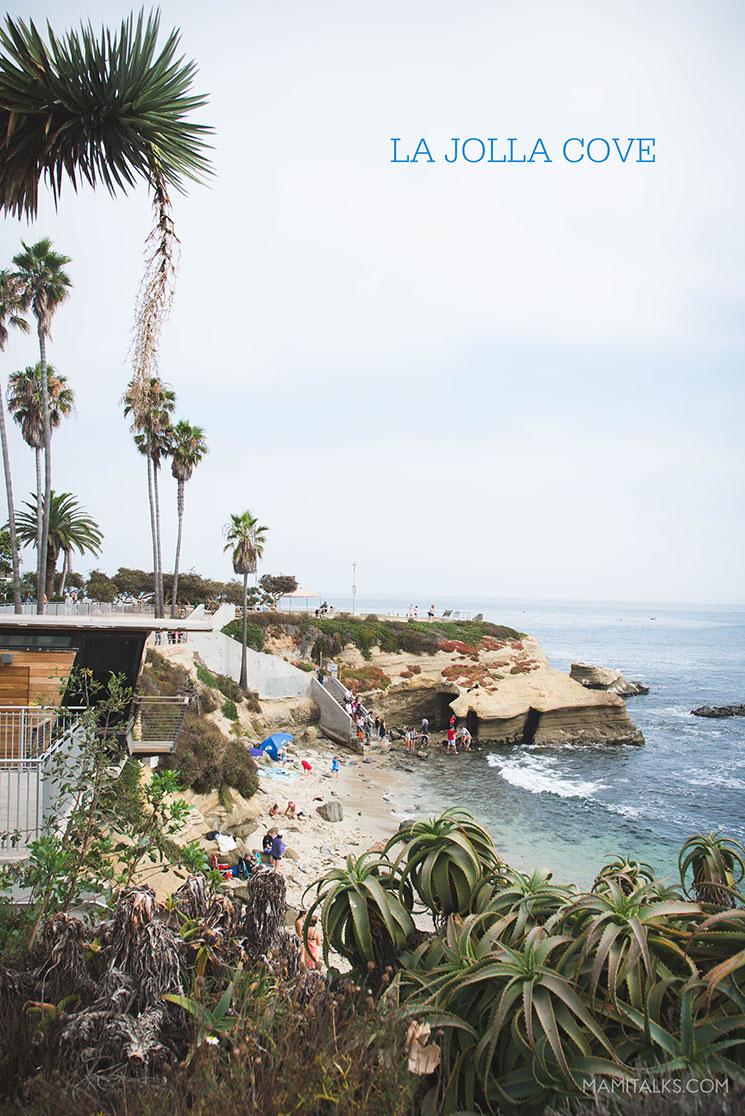 La Jolla Cove photo -MamiTalks.com