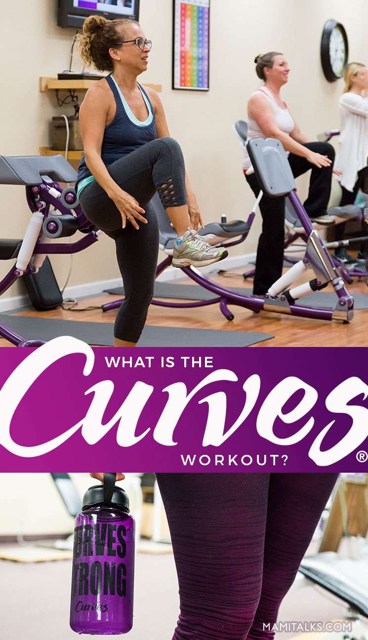 What is the Curves Gym workout? My experience trying out Curves for the first time. -MamiTalks.com