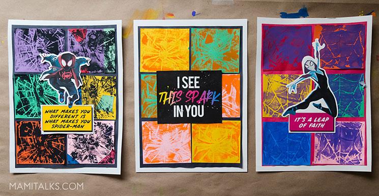 Afiches motivadores para niños -MamiTalks.com