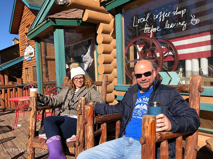 Moonridge coffee company in Big Bear Lake. -Mamitalks.com