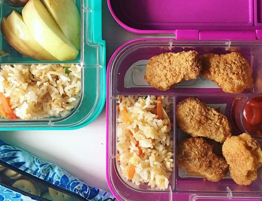 Vegetarian lunchbox ideas for kids feature-Mamitalks.com
