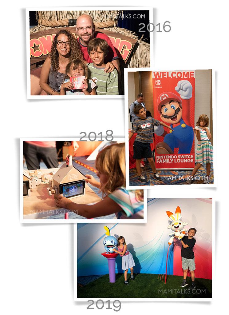 Nintendo Comicon event recap. -MamiTalks.com