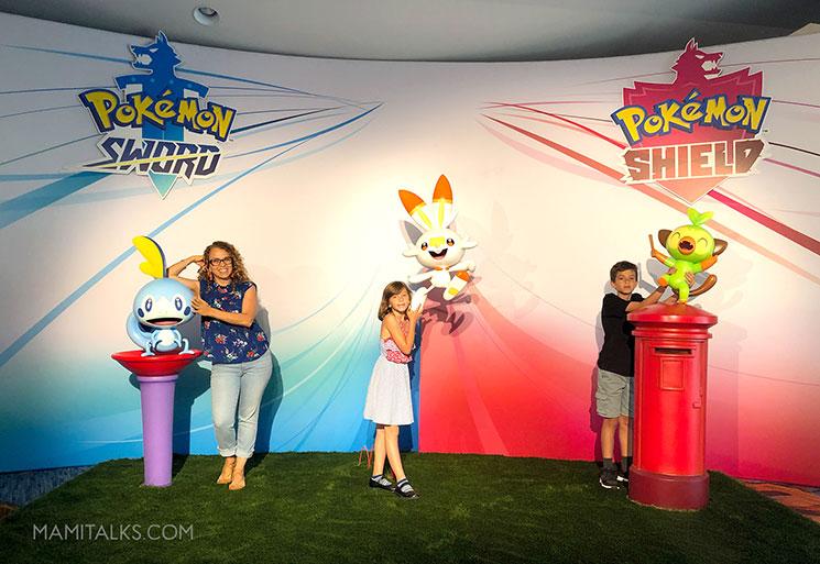 Nintendo family event, comicon. -MamiTalks.com