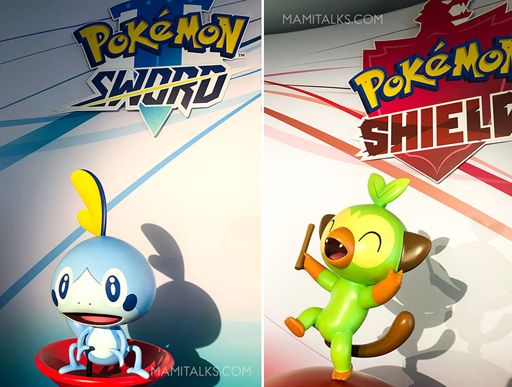 Pokemon Sword and Shield. -MamiTalks.com
