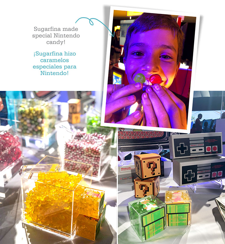 Sugarfina Nintendo candy. -MamiTalks.com
