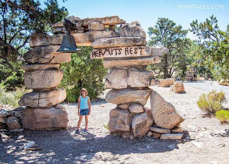 Hermist Rest, grand canyon. -MamiTalks.com