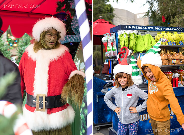 Grinchmas, Holidays at Universal Studios Holywood -MamiTalks.com