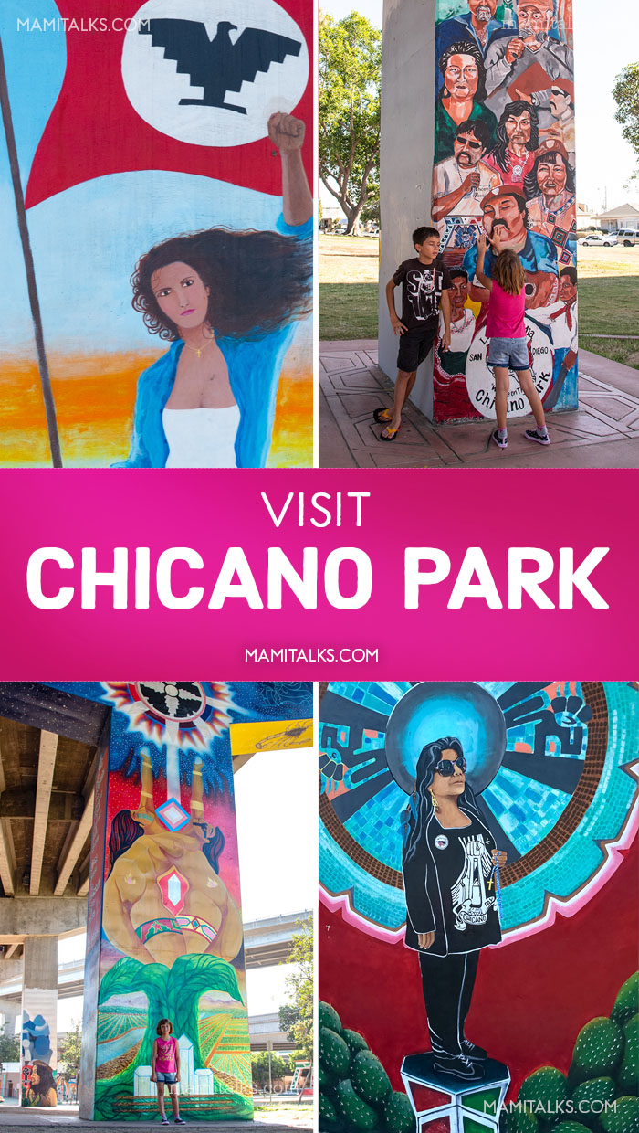 Collage of Chicano Park San Diego San Diego. -MamiTalks.com